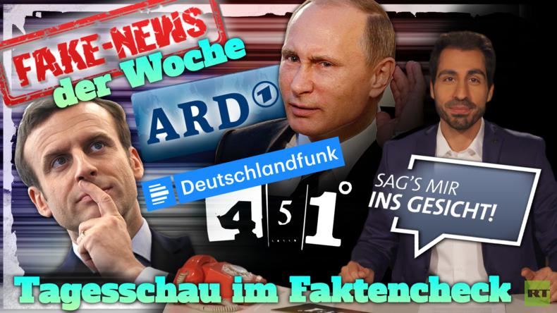 451 Grad | Fake News bei ARD und DLF? | Strategische EU Propaganda |36