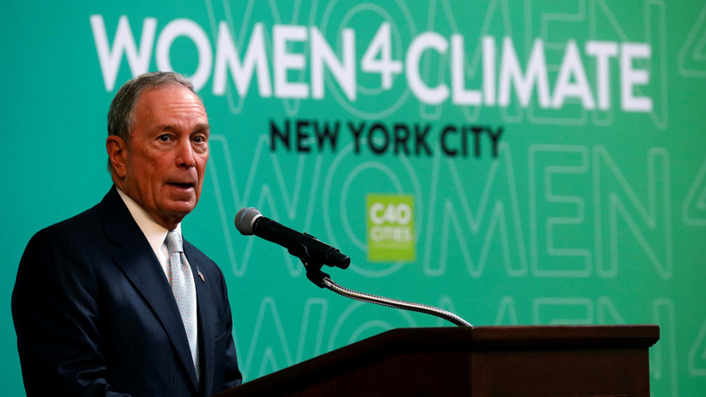 Nach Trumps Klimaausstieg: Bloomberg bietet 15 Millionen US-Dollar Ausgleich an