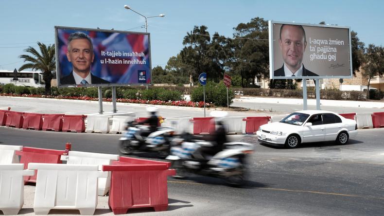 Malta wählt neues Parlament