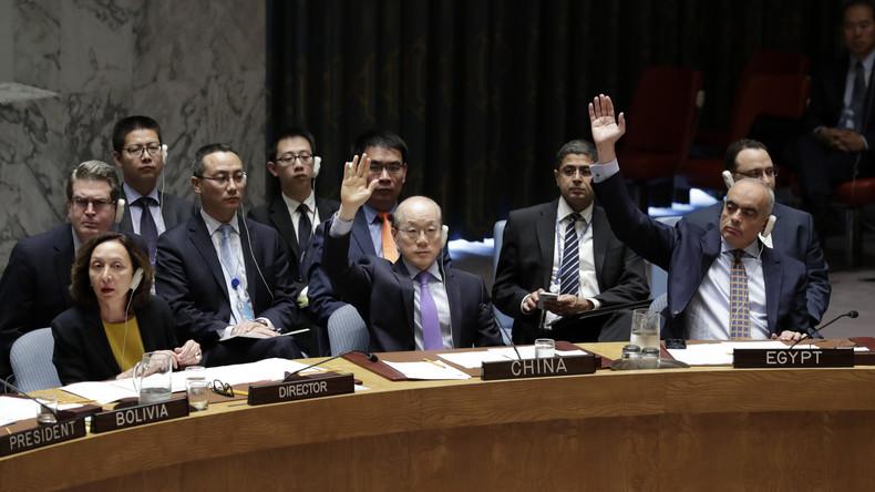 Nach Raketentests: UN-Sicherheitsrat plant neue Sanktionen gegen Nordkorea