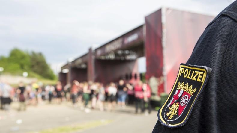 Terroralarm auf Rockfestival: Drei Personen vorläufig festgenommen