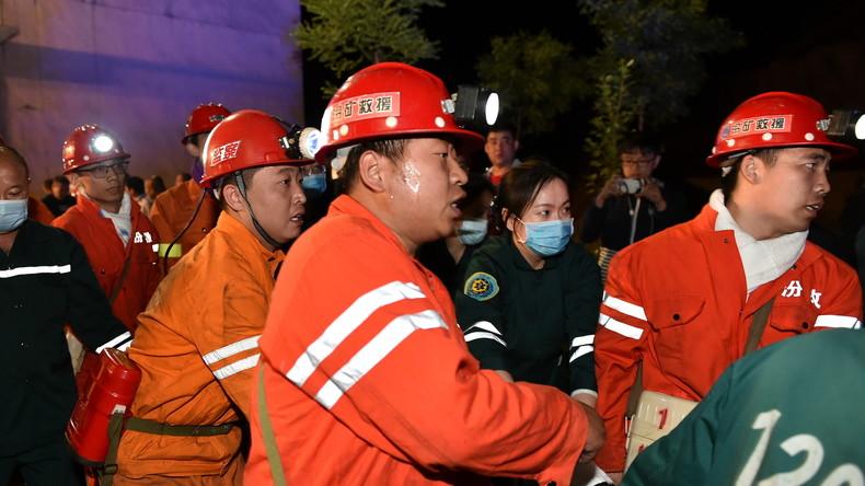 Fast 12.000 Menschen erleiden Schaden durch starke Überschwemmung in China