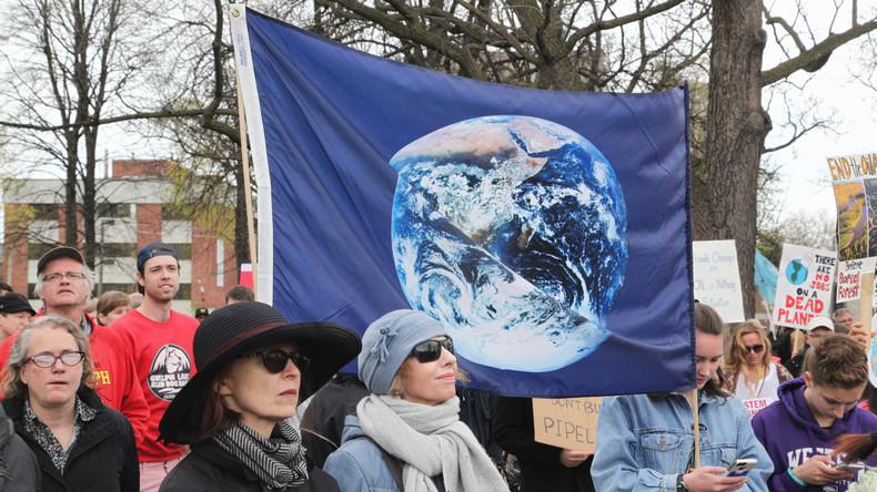 """US-Außenminister Tillerson zum Klimaabkommens-Rückzug: """"Es war eine politische Entscheidung"""""""