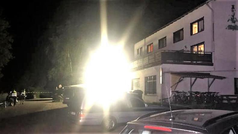 Zwei Tote in Arnschwang nach Geiselnahme in Asylheim