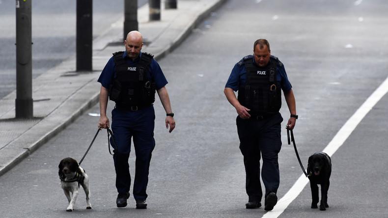 London: Wahlen trotz Terror-Attacke, Gefahrenstufe bleibt kritisch