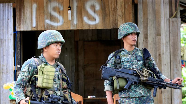 Indonesiens Verteidigungsminister:  Auf den Philippinen halten sich rund 1.200 IS-Kämpfer auf