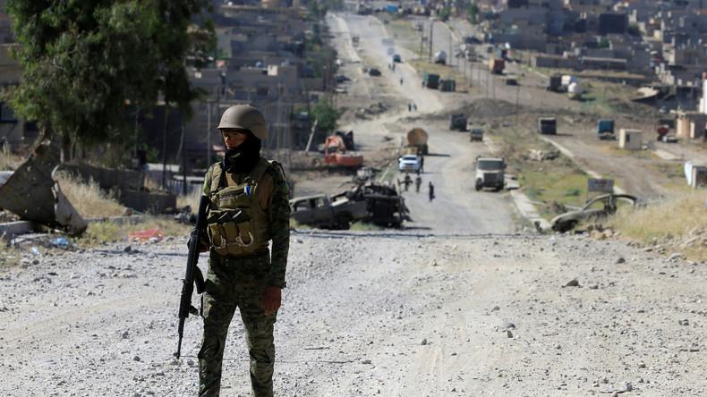 Weitere Vorstöße gegen ISIS nahe Mossul: Schiitsche Verbände nehmen Baadsch ein