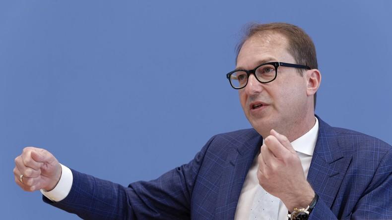 Audi-Chef Rupert Stadler spricht sich im Abgas-Skandal mit Alexander Dobrindt aus