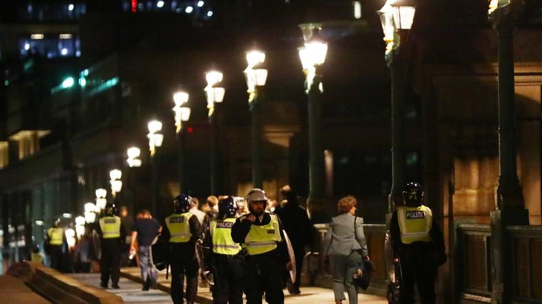 London Bridge - Bilder und Stimmen zu den Anschlägen