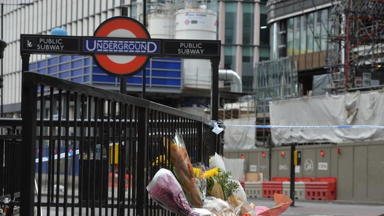 Terrorismus Großbritannien: London: Terrormiliz IS bekennt sich zu Anschlag