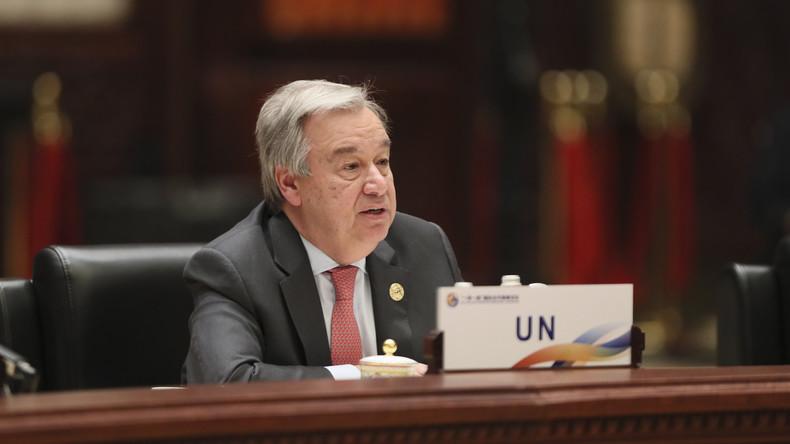 UN-Generalsekretär Guterres gibt Zyperngesprächen neuen Schwung