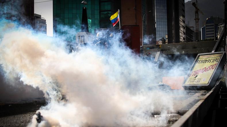 Bereits 65 Tote bei Protesten gegen Venezuelas Regierung