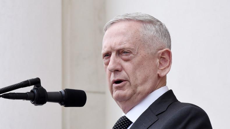 """US-Verteidigungsminister sieht Nordkorea als """"eindeutige Gefahr"""""""