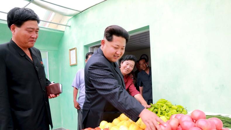 Nordkorea schert sich nicht um Sanktionen der USA