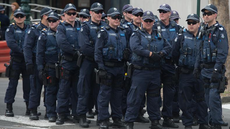 Geiselnahme in Melbourne – eine Frau gerettet, ein Mann erschossen