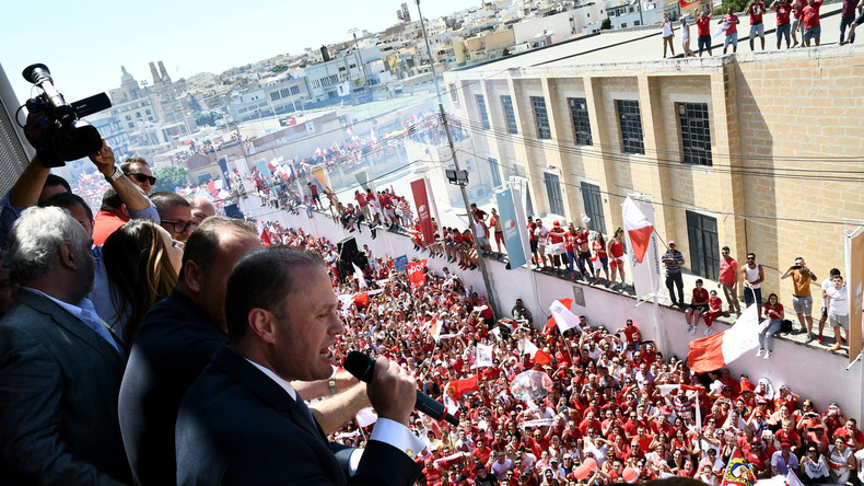 Regierungspartei siegt trotz Korruptionsskandals bei Wahlen in Malta