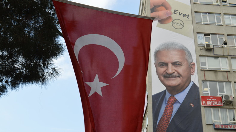 Top-Berater des türkischen Ministerpräsidenten festgenommen