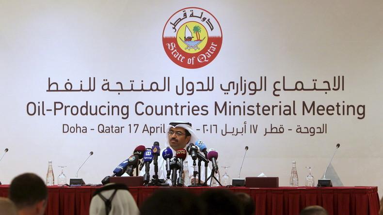 Sprunghafter Ölpreisanstieg, nachdem Nachbarländer Katar wegen Terrorunterstützung isolieren