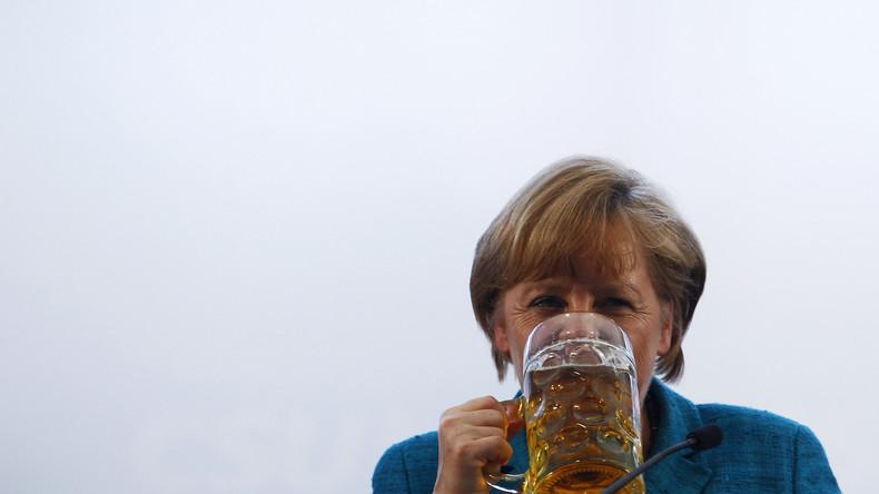 """Merkels """"Hunnen""""-Rede und der freie Fall westlicher Strukturen"""