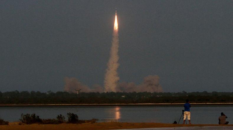 Indische Weltraumrakete erfolgreich getestet