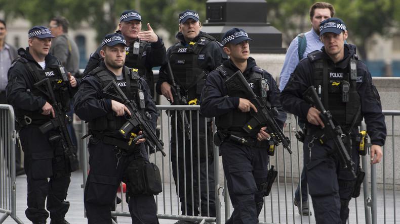 Neue Durchsuchung nach Terroranschlag in London