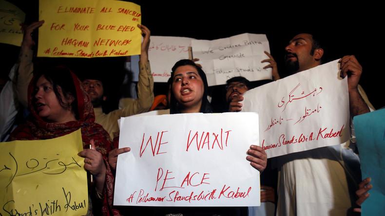 Friedens-Konferenz in Kabul: Wenn das Chaos jegliche Bemühungen untergräbt