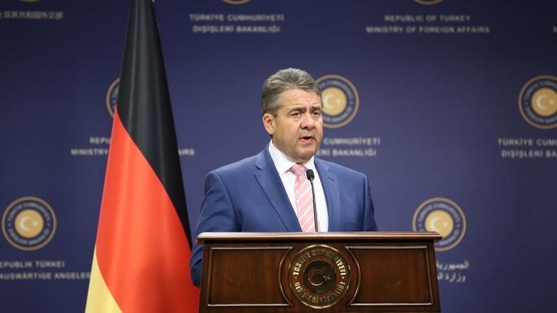 Gabriel: Deutsch-türkische Beziehungen nicht schnell zu kitten