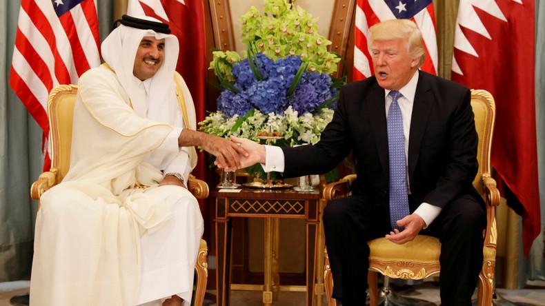 Diplomatische Krise in Katar: Trump bietet sich als Vermittler an