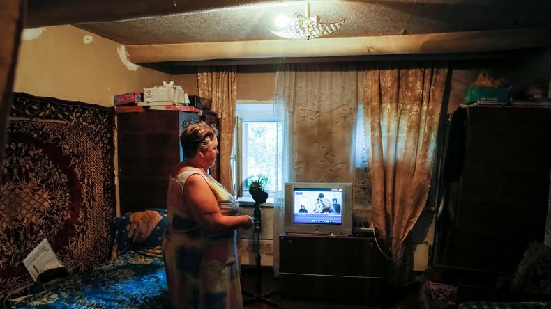Oppositioneller ukrainischer Blogger mischt Kiewer Fernsehkanal auf