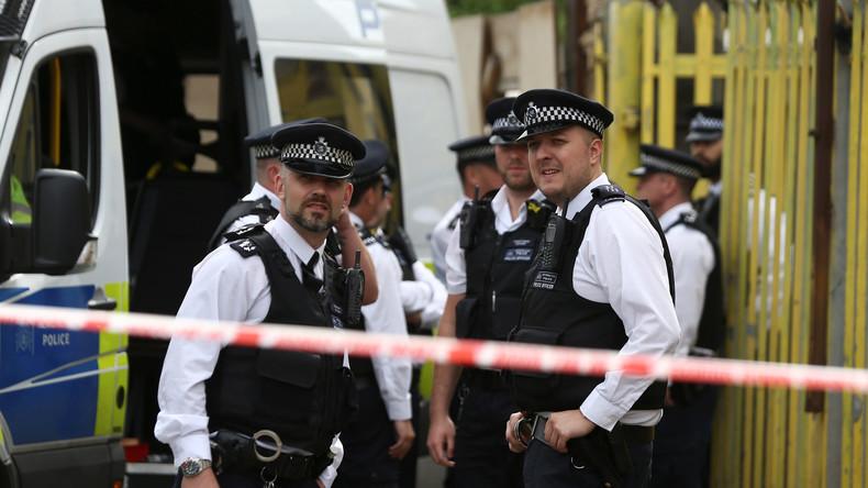 Polizei gibt Namen von zwei Londoner Attentätern bekannt