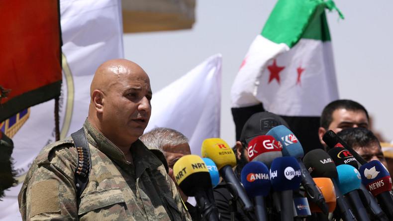"""""""USA schaffen damit nur Al-Kaida 4.0"""" - US-unterstützte Miliz startet Offensive auf Rakka"""