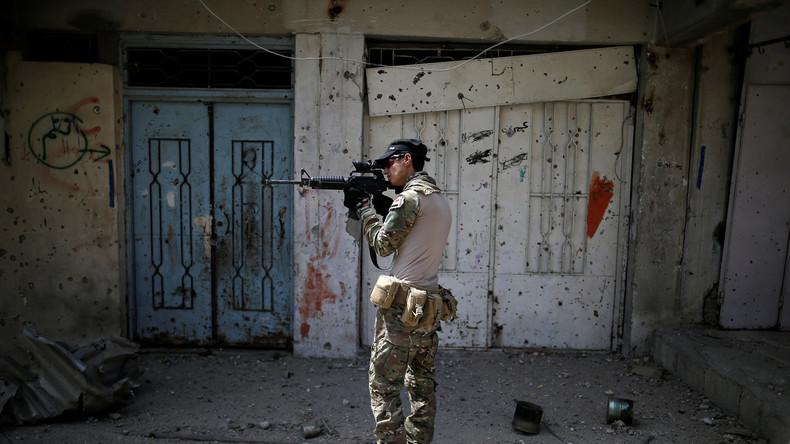 Mossul: Misshandlung, Folter und Mord durch US-gestützte irakische Einheiten