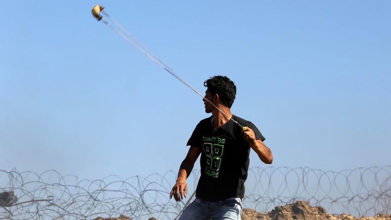 Israelische Soldaten erschießen Palästinenser im Gazastreifen