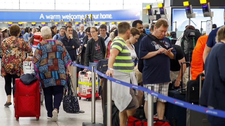 Anschlag in Manchester: Neue Festnahme am Flughafen London-Heathrow