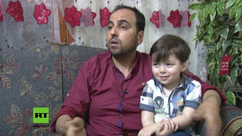 """Aleppo: """"Sie beuteten ihn aus und heute bedrohen sie mich"""" - Die wahre Geschichte hinter Omrans Foto"""