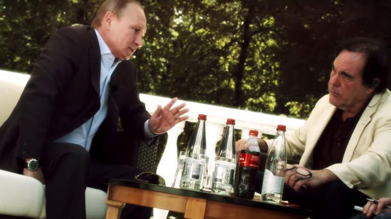 """""""Niemand würde überleben"""" - Putin zu Oliver Stone über """"heißen Krieg"""" zwischen Russland und USA"""