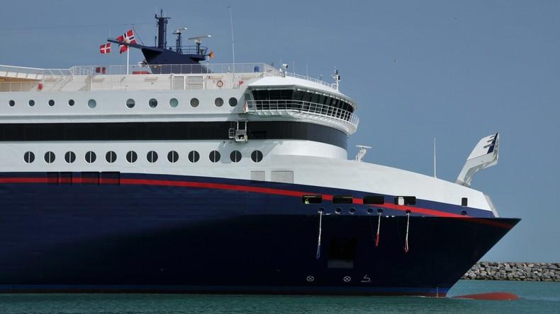 Mehrere Fähren in Dänemark aus Sicherheitsgründen geräumt