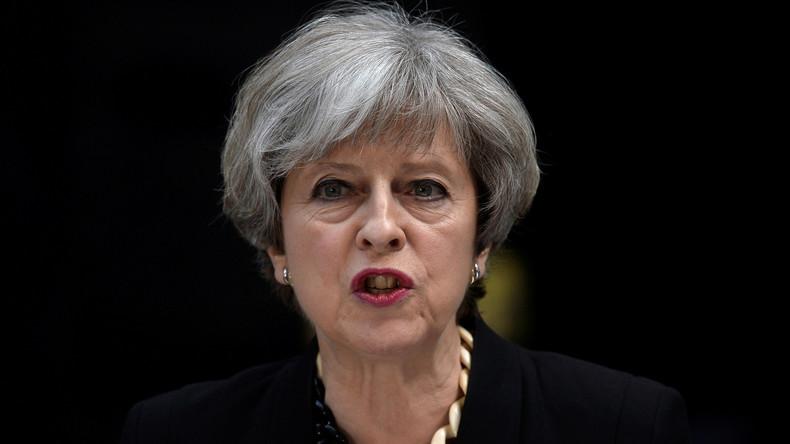 Nach London-Anschlag: Theresa May droht, Menschenrechte einzuschränken