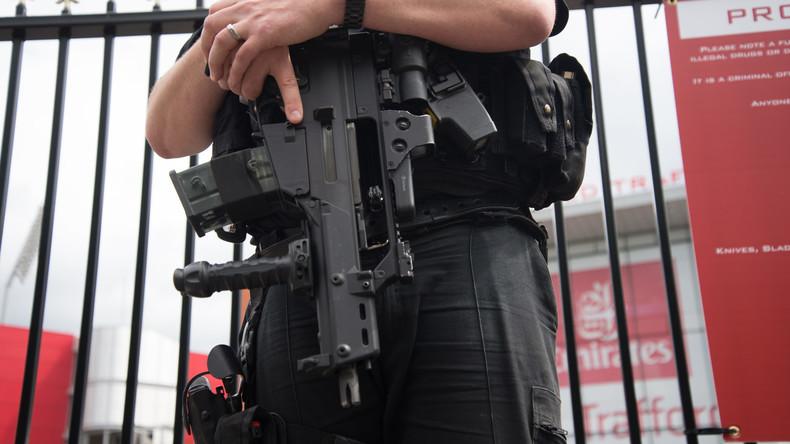 Nach Terroranschlag von Manchester: 20-Jähriger festgenommen