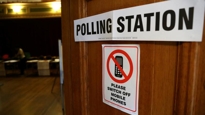 Briten wählen vorzeitig neues Parlament