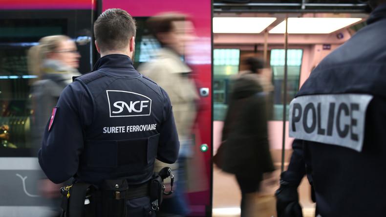 Blinder Alarm in Frankreich: Zugbegleiter verwechselt probenden Schauspieler mit Attentäter
