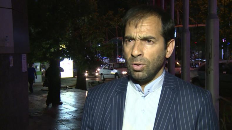 """Iraner zu Doppelanschlag in Teheran: """"Dahinter steckt Saudi Arabien und sein Wahhabismus"""""""