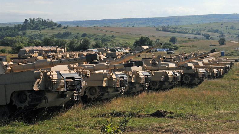 """""""Saber Guardian 2017"""": 25.000 Soldaten bei größtem US-geführten Manöver im Schwarzmeer-Gebiet"""