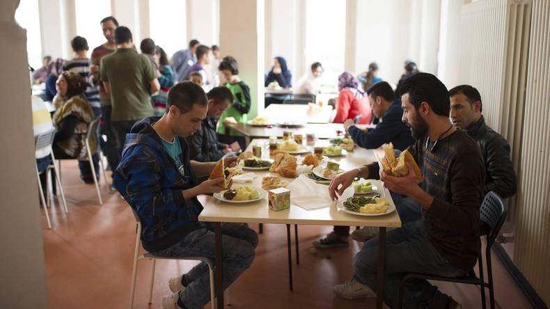 Zahl neu ankommender Flüchtlinge in Deutschland leicht gestiegen
