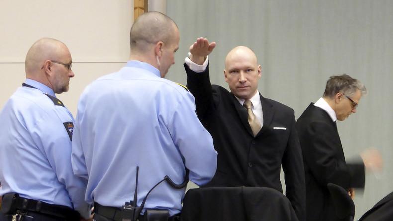 Norwegens Oberstes Gericht lehnt Berufung von Anders Breivik ab