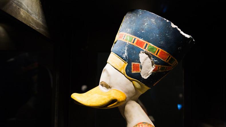 Donald Duck und seine Volksgenossen: Ausstellung über Enten-Zivilisation in Hamburg eröffnet