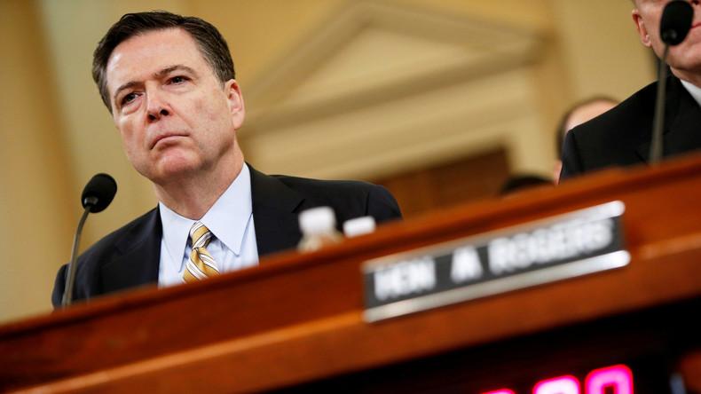 Statement von Ex-FBI-Direktor Comey vor Senat zu Trump-Russland-Verbindung: Viel Rauch um nichts