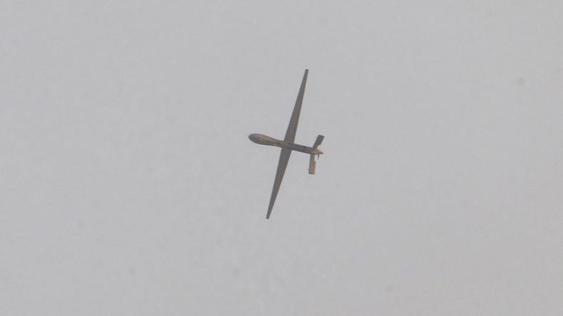 USA schießen bewaffnete Drohne über Syrien ab