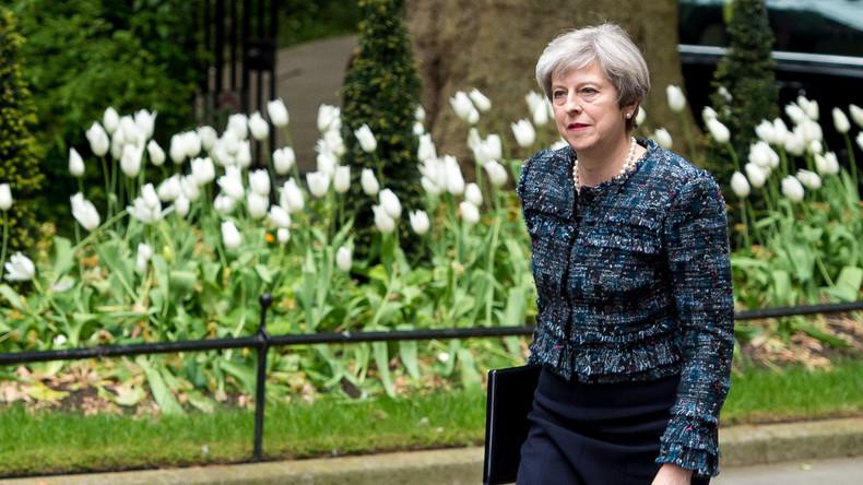 May will Queen um Erlaubnis für Regierungsbildung bitten
