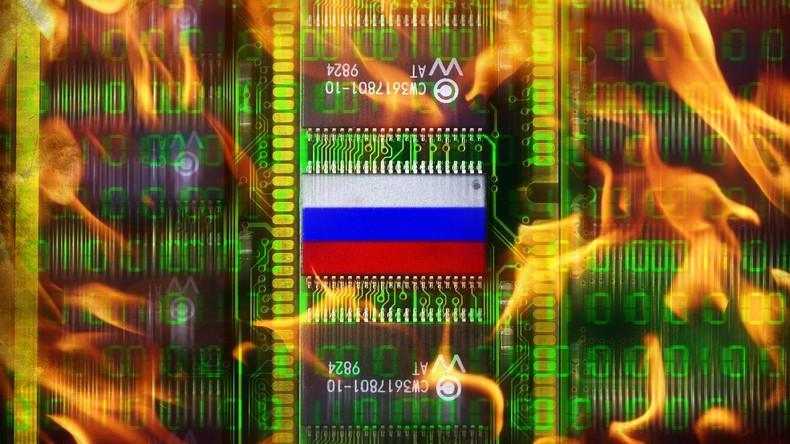 Kreml: Wir heulen nicht rum, trotz täglicher Cyberangriffe aus den USA